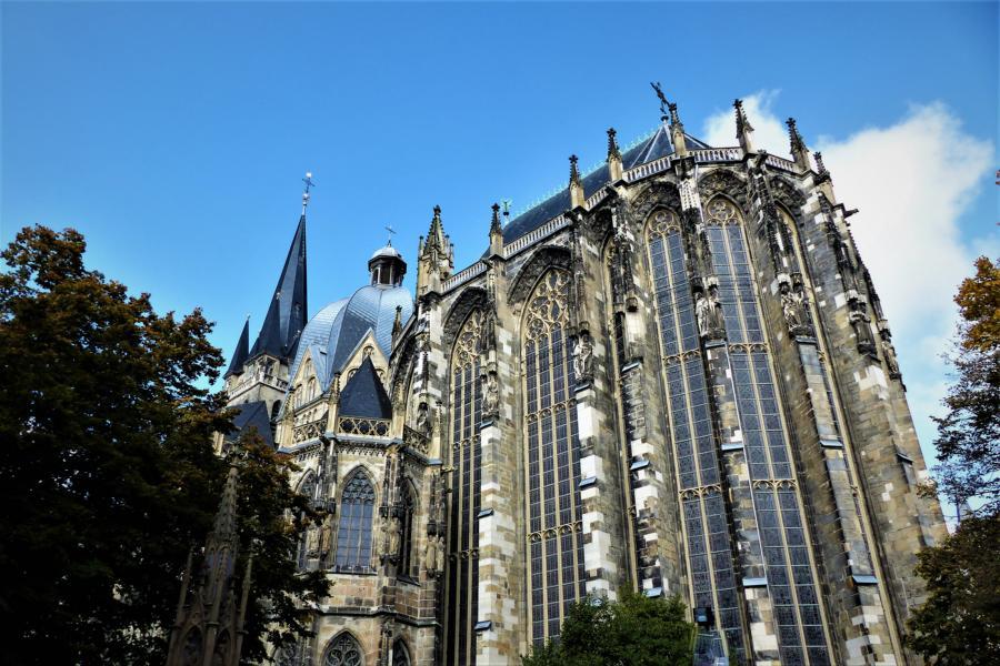 Aachen – Drei Tage auf den Spuren von Carolus Magnus