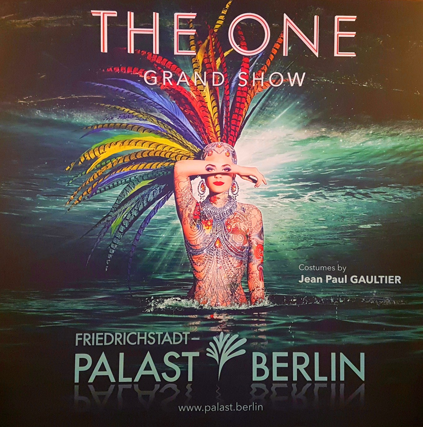 The One Grand Show in Berlin