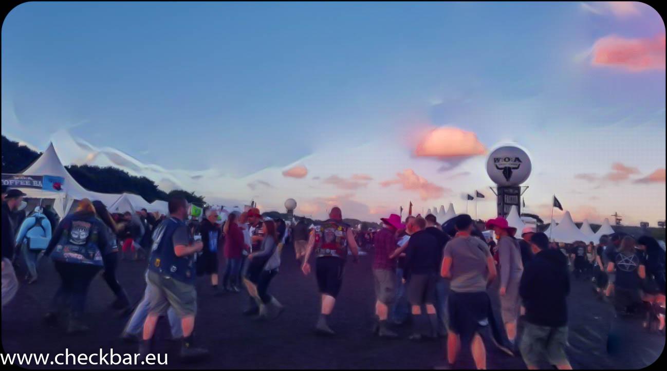 Wacken Open Air 2018 vom 02.08.-04.08.2018