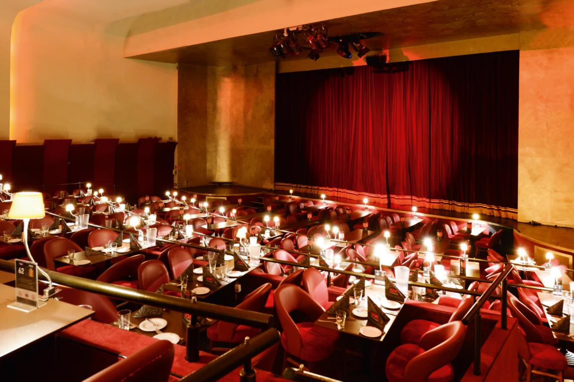 GOP Varieté-Theater Essen, neue Show ab 13. Juli 2018