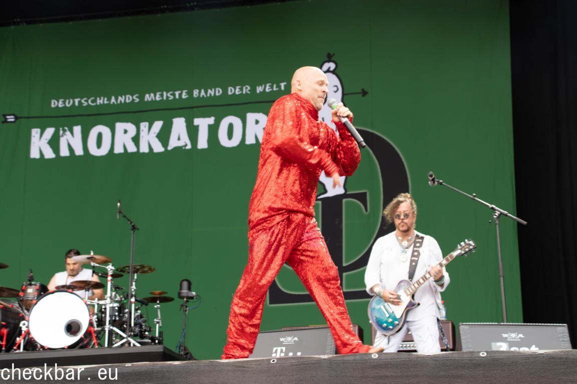 Knorkator – Deutschlands meiste Band der Welt – Wacken 2018