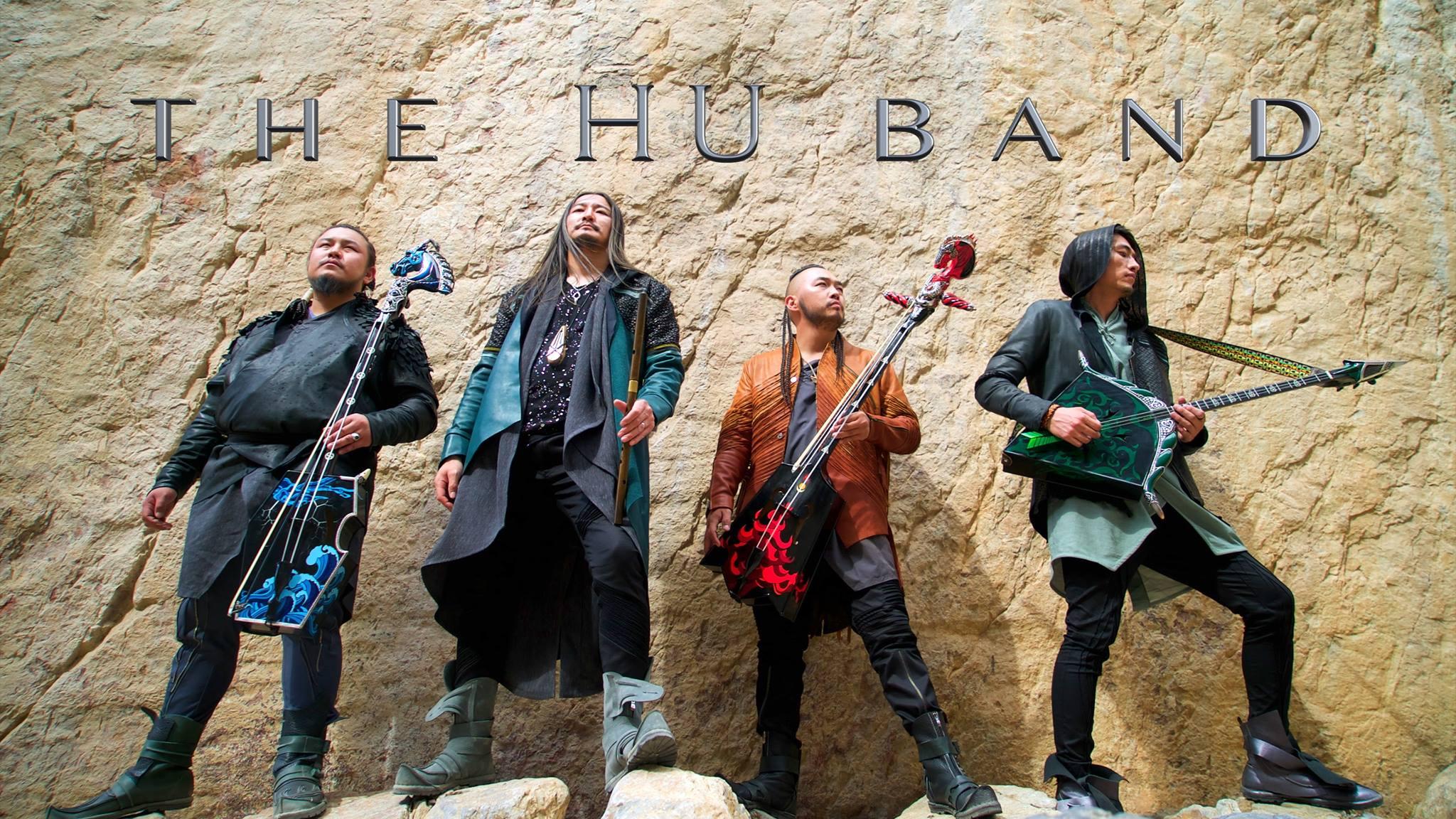 The HU Band – Hunnu Rock aus der Mongolei
