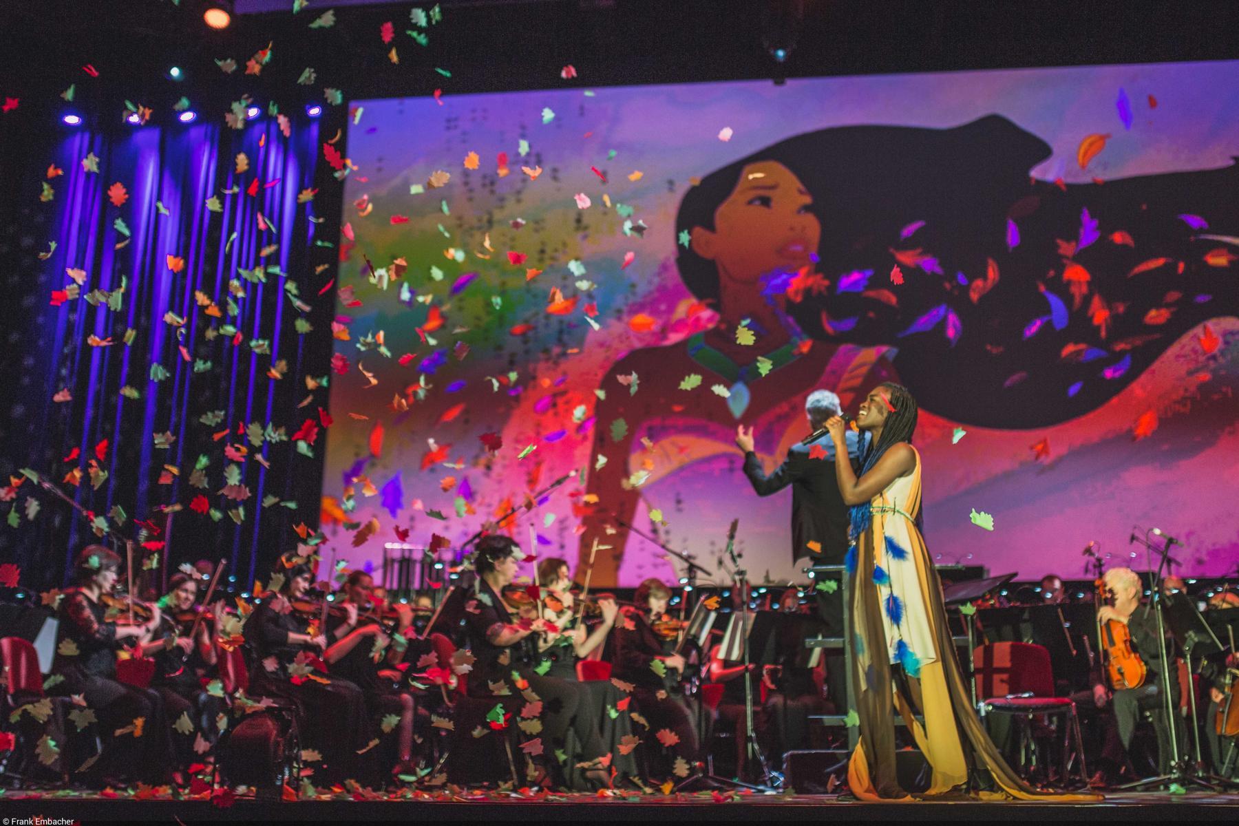 Disney in Concert auf Tour am 14.02.2019 in der Lanxess Arena in Köln