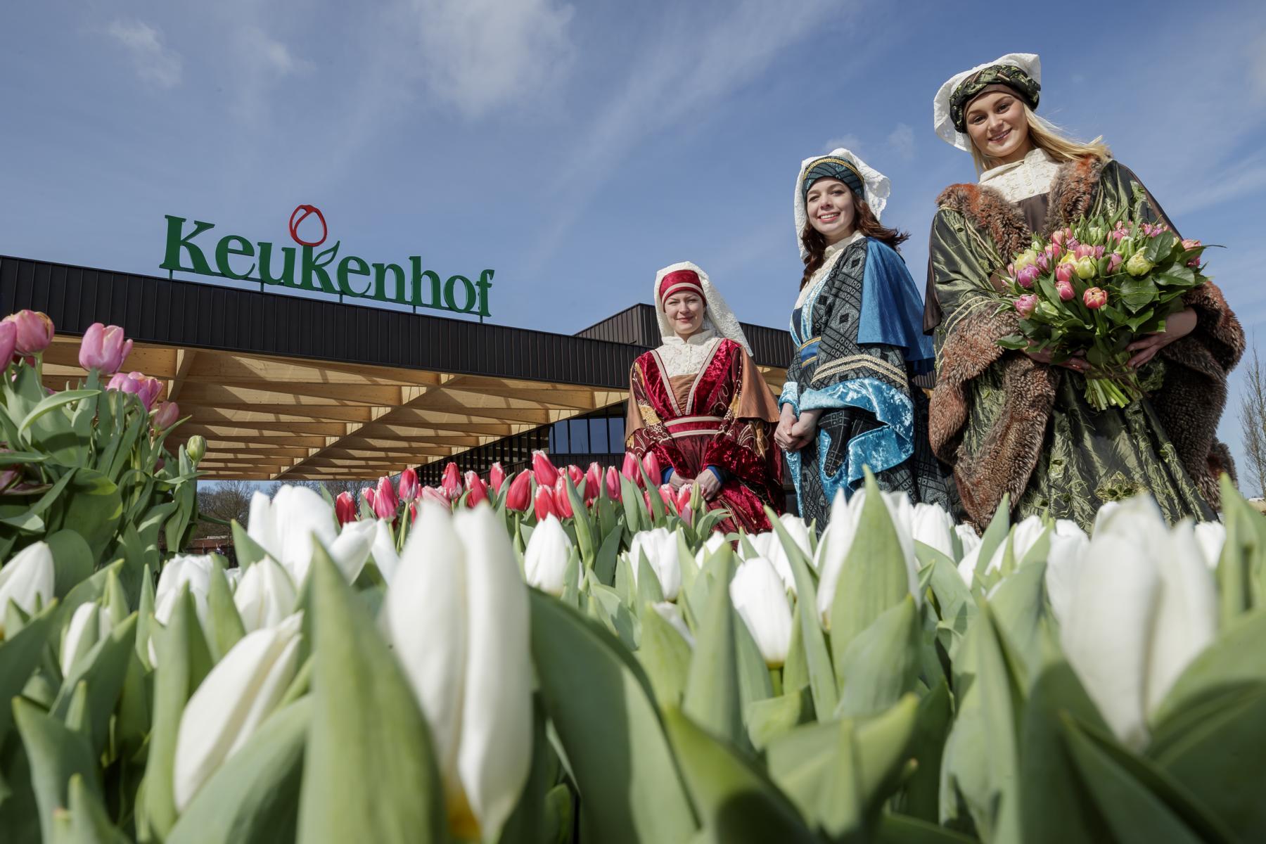 Blumen satt! Der Keukenhof (NL) nur noch bis 19.05.2019
