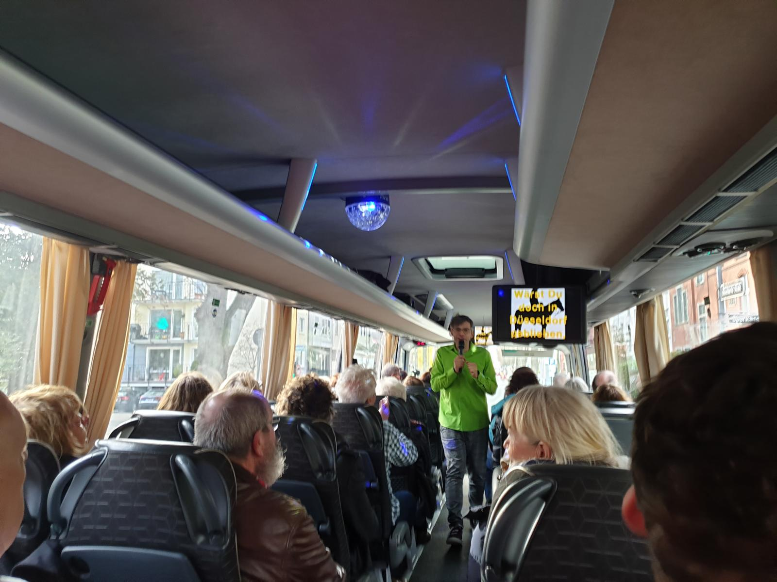 Die Lachexpedition in Düsseldorf – Sightseeing-Tour mal anders