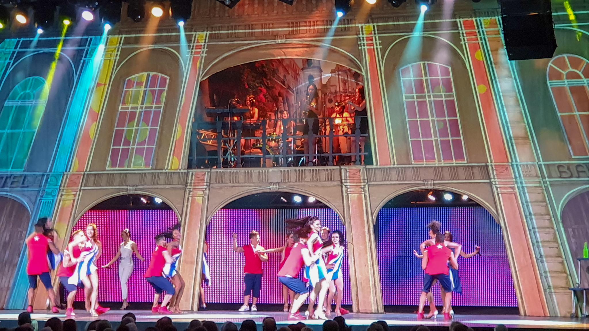 Tanzmusical Havana Nights entführte Siegburger in die Karibik