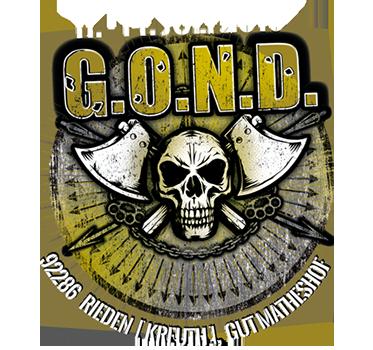 G.O.N.D. – Ein Festival wie ein Orkan 11.-14.07.2019 in Kreuth/Rieden