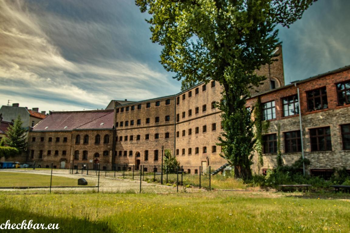 Ehemaliges Gefängnis Berlin-Köpenick: Lost Place