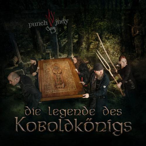 punch'n'judy – Die Legende des Koboldkönigs – ein musikalisches Hörbuch  Review