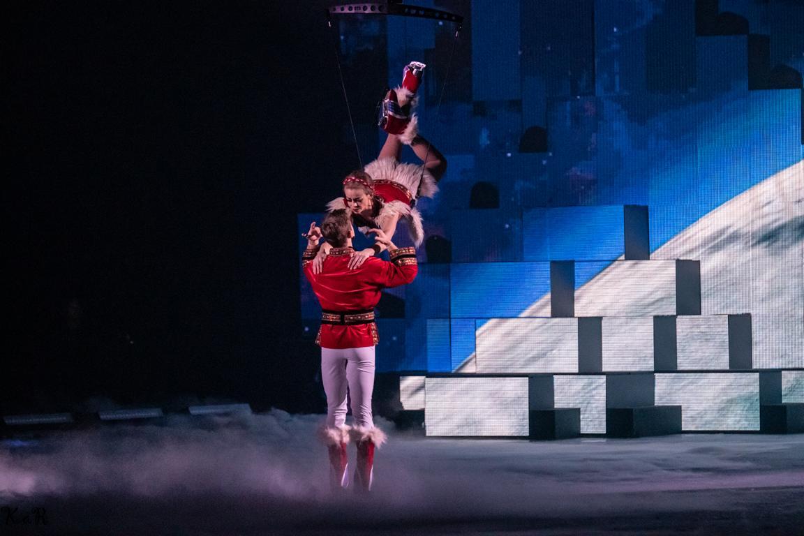 HOLIDAY ON ICE – Premiere in Düsseldorf am 02.01.2020