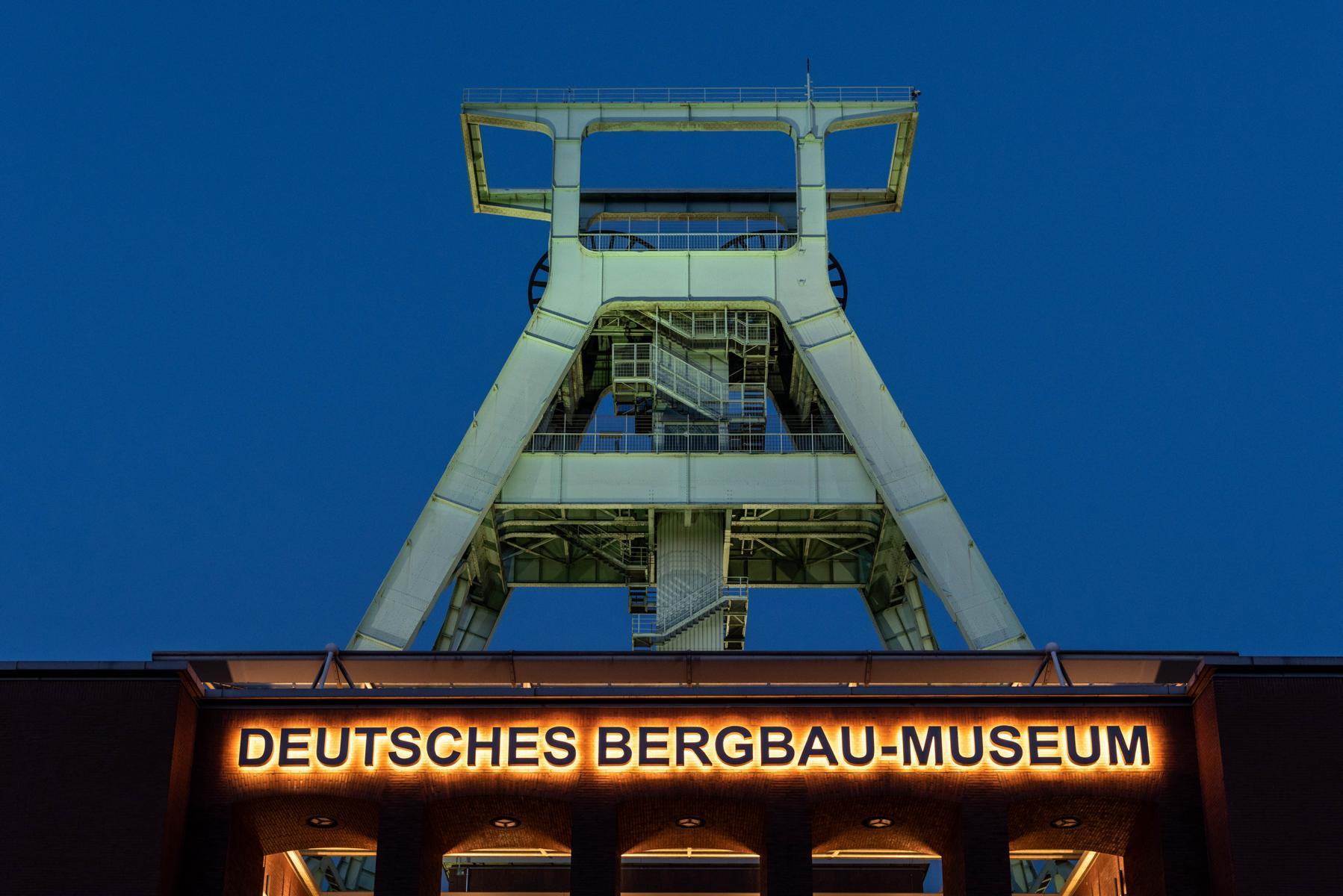 spätSchicht: Der lange Donnerstag im Deutschen Bergbaumuseum Bochum