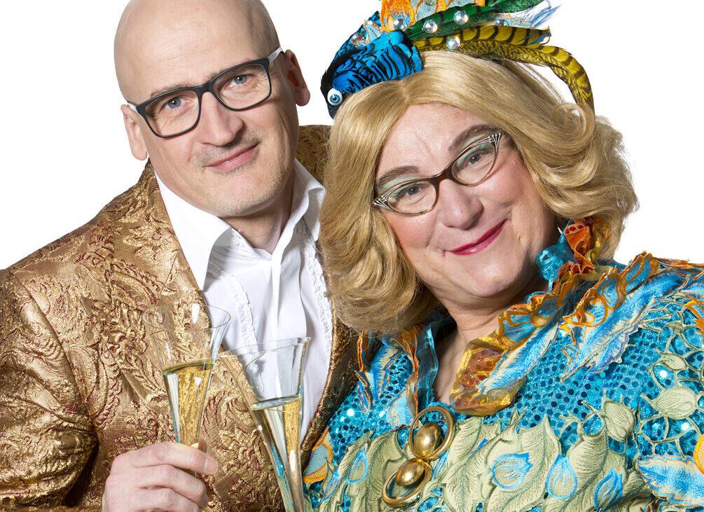 GOP Varieté Theater Essen: Emmi & Willnowsky kommen erst im nächsten Jahr