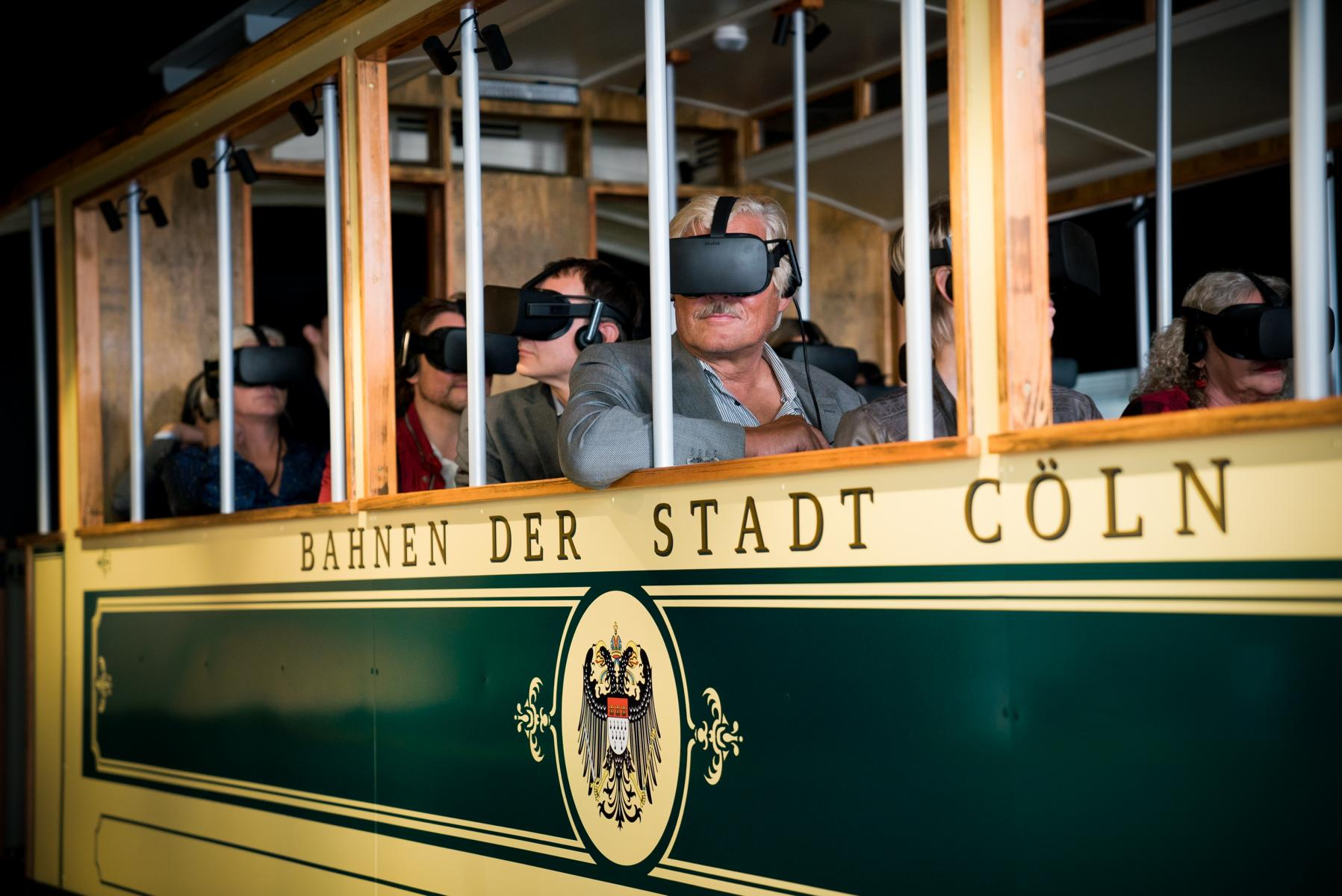 TimeRide Köln mit neuer VR-Experience – Eine Zeitreise ins Köln der Goldenen Zwanziger
