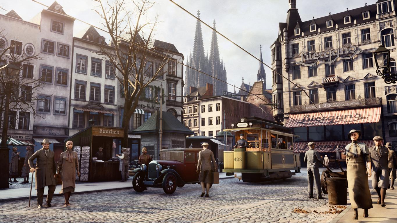 TimeRide Köln mit den Originalen Ludwig Sebus und Björn Heuser