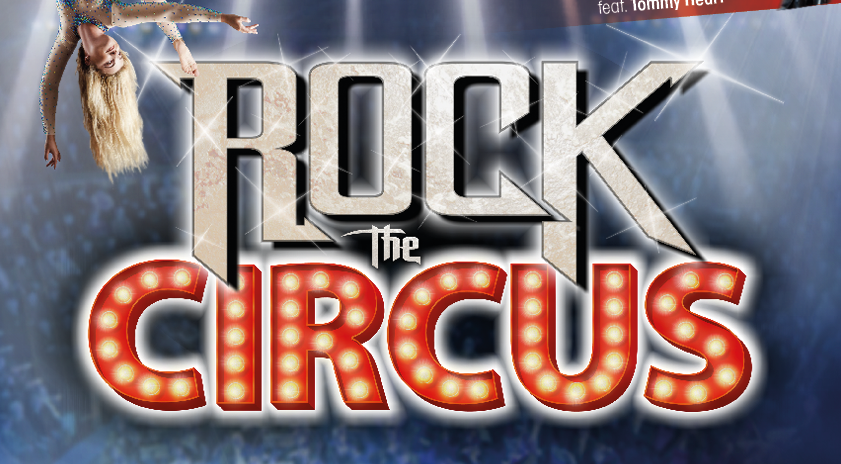 Rock The Circus – Musik für die Augen