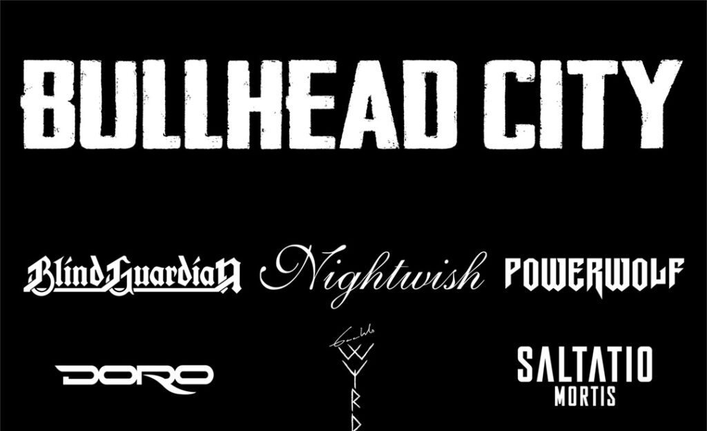 Wacken im September: Bulhead City