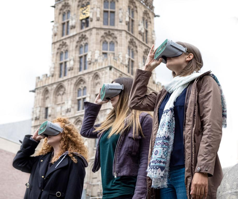 TimeRide bietet wieder VR-Stadtrundgänge in Köln an