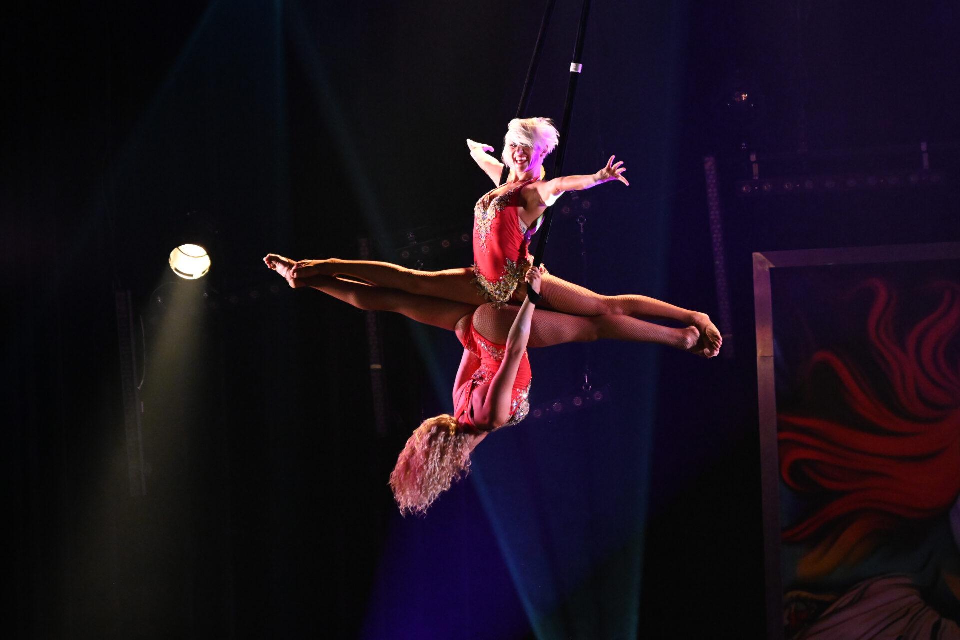 Circus – Festival der Artisten, Die neue Show im GOP Bonn ab dem 15. September