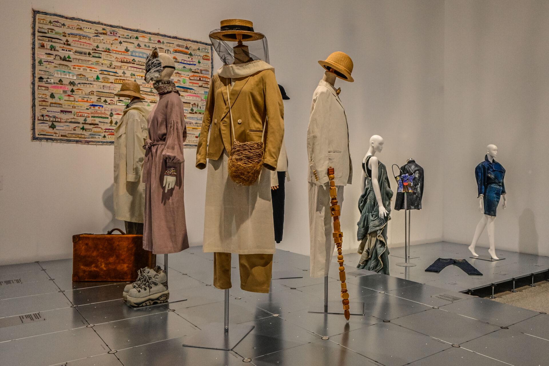 Dress Code  – Das Spiel mit der Mode, Interaktive Ausstellung in der Bundekunsthalle Bonn noch bis 12.09.2021
