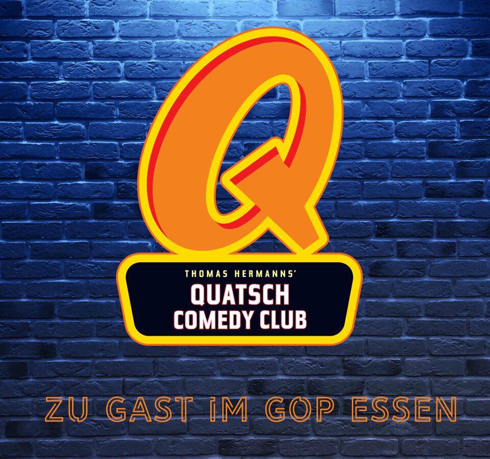 Thomas Hermmans´ Quatsch Comedy Club am 18.10.21 zu Gast im Essener Varieté-Theater