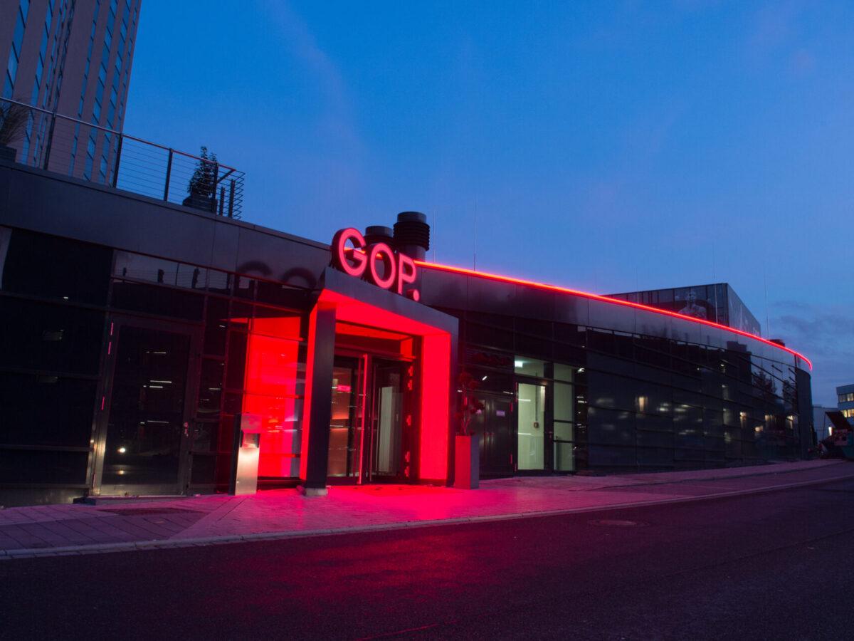 Das GOP Varieté-Theater Bonn feiert 5-jähriges!